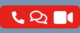 Contattami via Chat, Telefono o Videochiamata